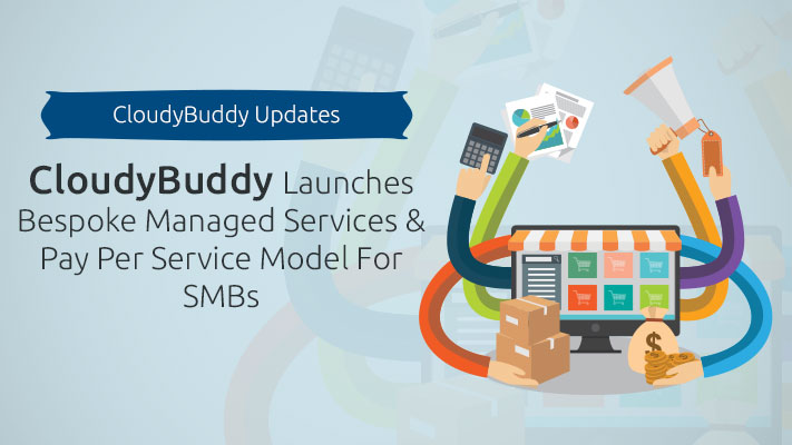 CloudyBuddy Offers Bespoke Managed Services