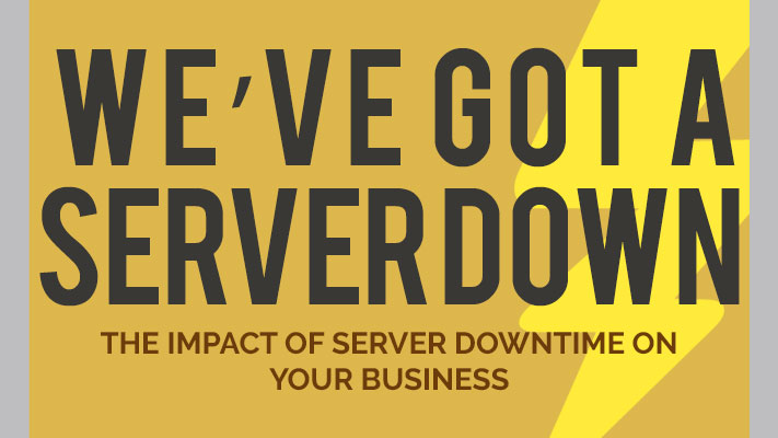 How Server Downtime Can Affect Your Business